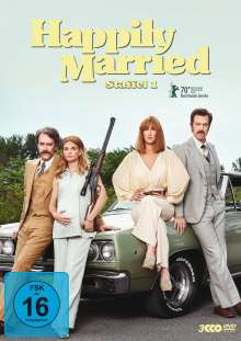 Happily Married Staffel 1, 3 DVDs