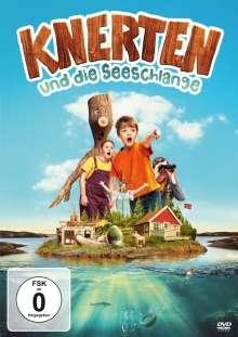 Knerten und die Seeschlange, DVD