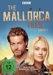 The Mallorca Files Staffel 2, 2 DVDs
