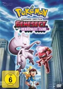 Pokémon 16: Genesect und die wiedererwachte Legende, DVD