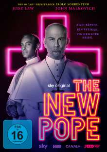The New Pope, 3 DVDs