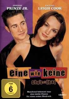 Eine wie keine (1998), DVD