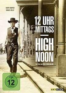Zwölf Uhr mittags - High Noon, DVD