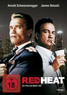 Red Heat, DVD