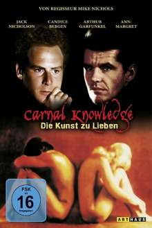 Carnal Knowledge - Die Kunst zu lieben, DVD