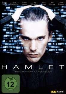 Hamlet (1999), DVD