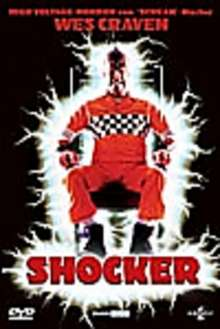 Shocker, DVD