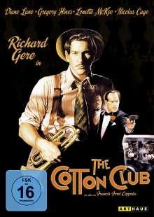 The Cotton Club, DVD