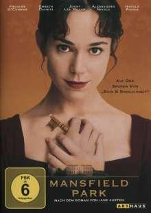 Mansfield Park (1999), DVD