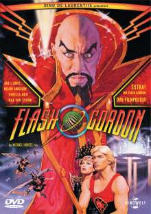 Flash Gordon, DVD