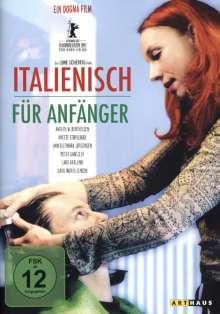 Italienisch für Anfänger, DVD