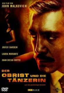 Der Obrist und die Tänzerin, DVD