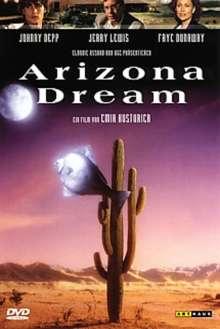 Arizona Dream, DVD