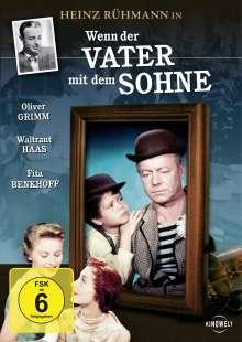 Wenn der Vater mit dem Sohne (1955), DVD