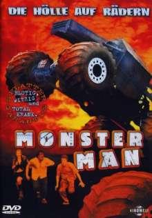 Monster Man, DVD