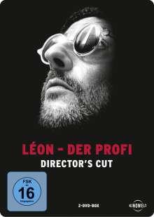 Leon, der Profi (Director's Cut) (Tin-Box), 2 DVDs