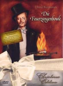 Die Feuerzangenbowle (Weihnachtsausgabe 2 DVDs + CD), 2 DVDs und 1 CD