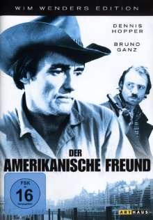 Der amerikanische Freund, DVD