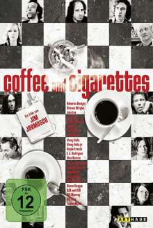 Coffee and Cigarettes (OmU), DVD