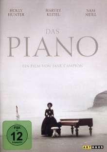 Das Piano, DVD