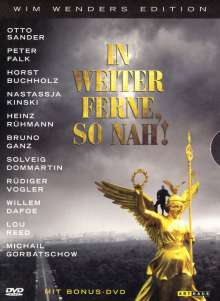 In weiter Ferne, so nah! (Special Edition), 2 DVDs