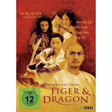 Tiger & Dragon, DVD