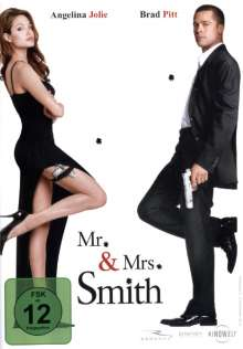 Mr. und Mrs. Smith, DVD