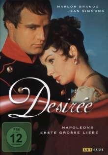 Desiree, DVD