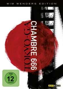 Tokyo-Ga / Chambre 666, DVD