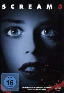 Scream 3 (1999), DVD