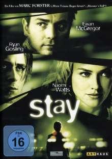 Stay, DVD