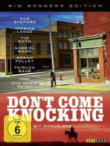 Don't Come Knocking (Special Edition), 2 DVDs