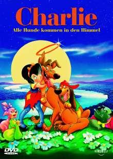 Charlie - Alle Hunde kommen in den Himmel, DVD