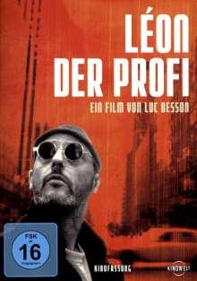 Leon, der Profi (Kinofassung), DVD