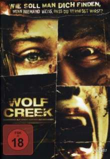 Wolf Creek, DVD