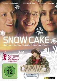 Snow Cake, DVD