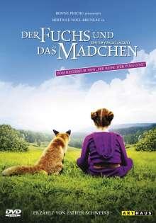 Der Fuchs und das Mädchen, DVD