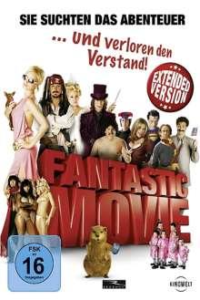 Fantastic Movie (Extended Version), DVD