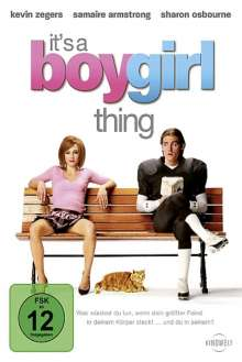 It's A Boy Girl Thing, DVD