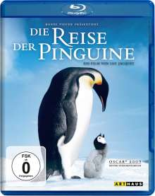 Die Reise der Pinguine (Blu-ray), Blu-ray Disc
