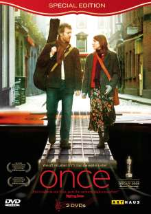 Once (Special Edition), 2 DVDs