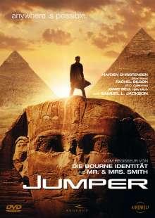 Jumper, DVD