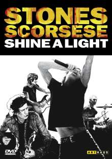 Shine A Light (OmU), DVD