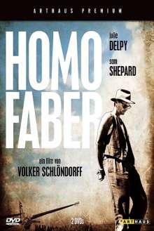 Homo Faber (Arthaus Premium), 2 DVDs