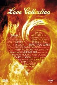 Love Collection (Drei Liebesfilme in einer Box), 3 DVDs