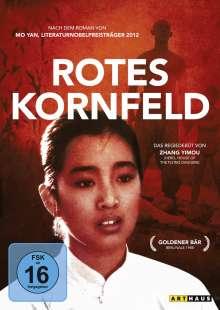 Rotes Kornfeld, DVD