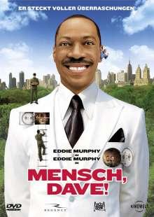 Mensch, Dave!, DVD