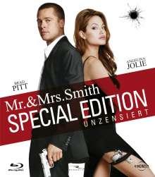 Mr. und Mrs. Smith (Blu-ray), Blu-ray Disc
