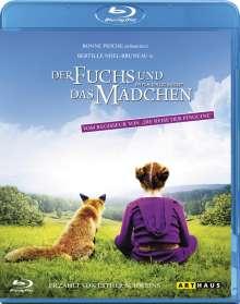 Der Fuchs und das Mädchen (Blu-ray), Blu-ray Disc