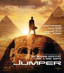 Jumper (Blu-ray), Blu-ray Disc